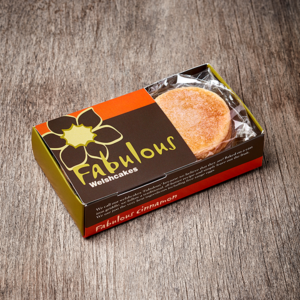 Cinnamon 6 pack Fabulous Welshcakes