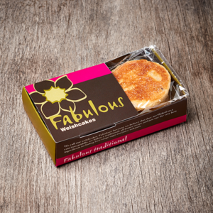 Traditional 6 pack Fabulous Welshcakes